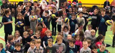 La Kermesse de Noël 2018 à La Fouillouse