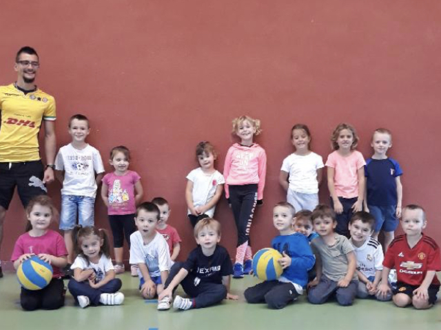 Baby Volley La Fouillouse 2018-2019
