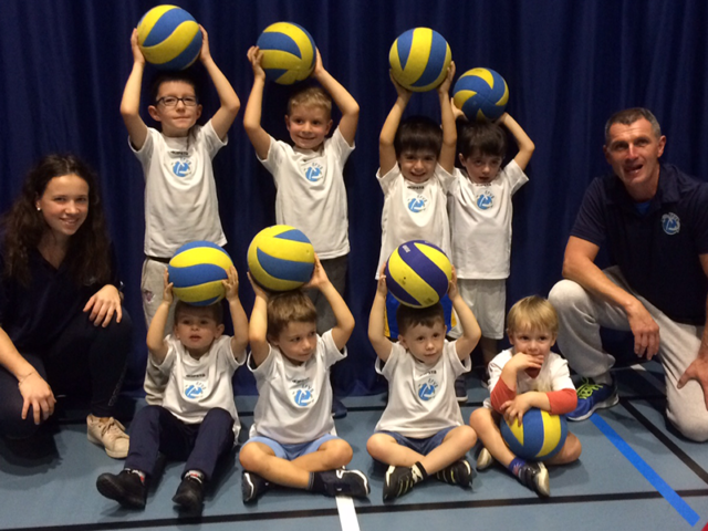 Baby Volley Saint-Galmier 2018-2019