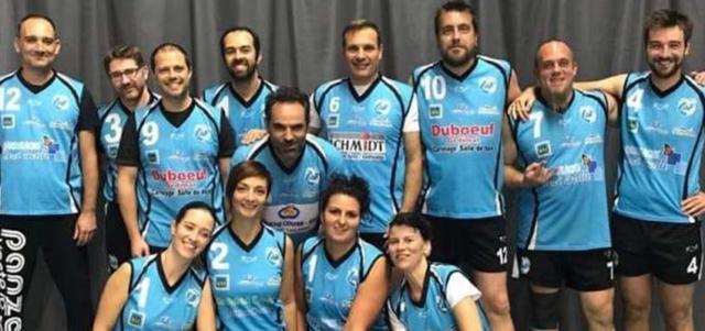 Loisir compétion équipe Andrézieux 2018-2019
