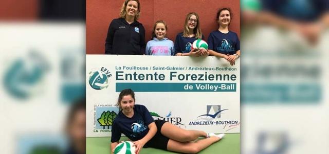 M13 Filles EFVB saison 201-2019