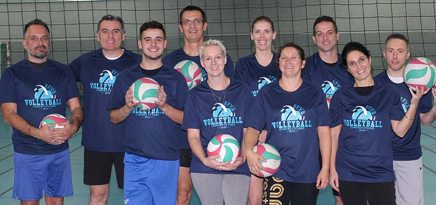 Volley losir sans compet 1 2018 -19