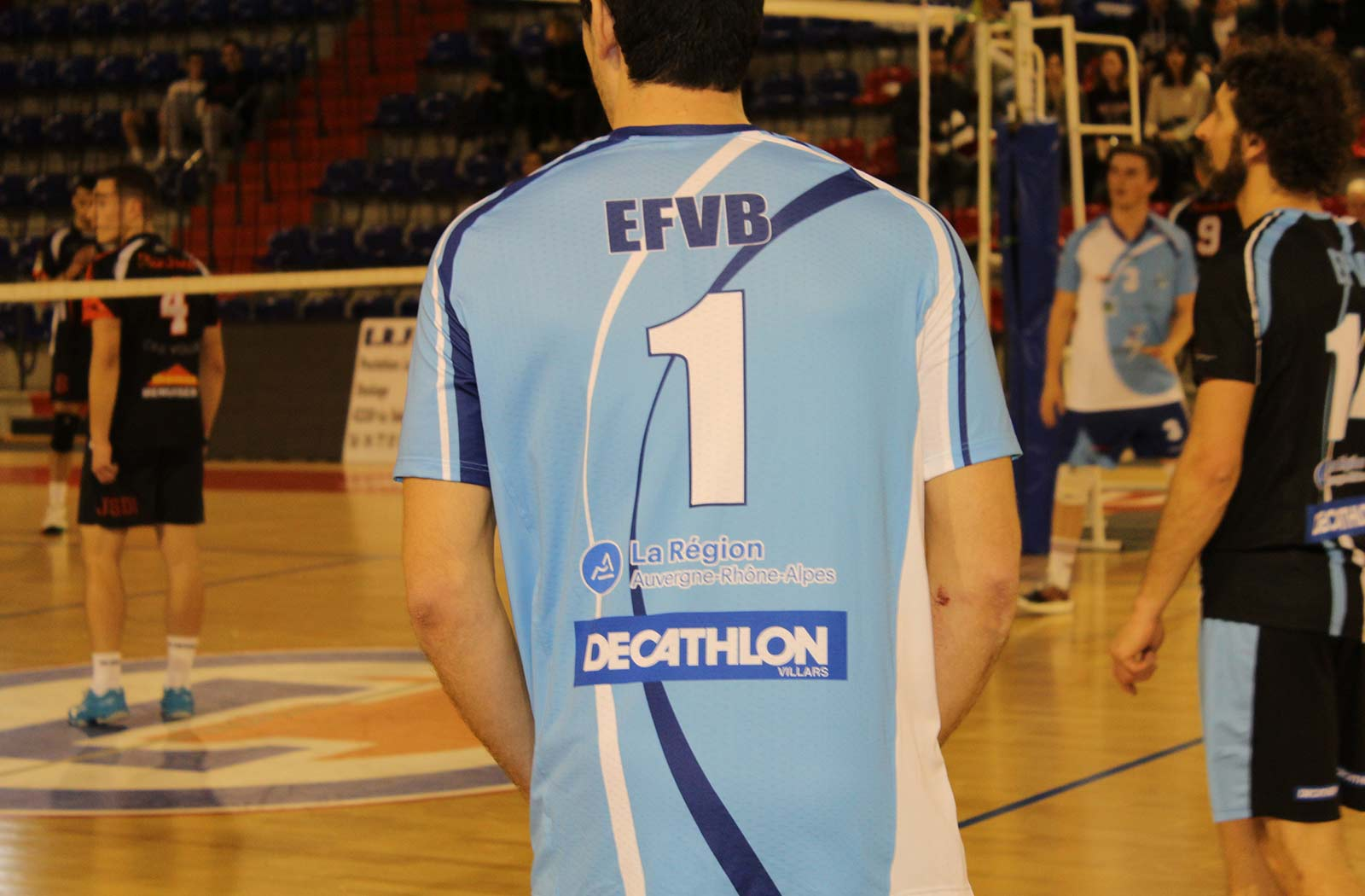 EFVB : Maxence Maciel