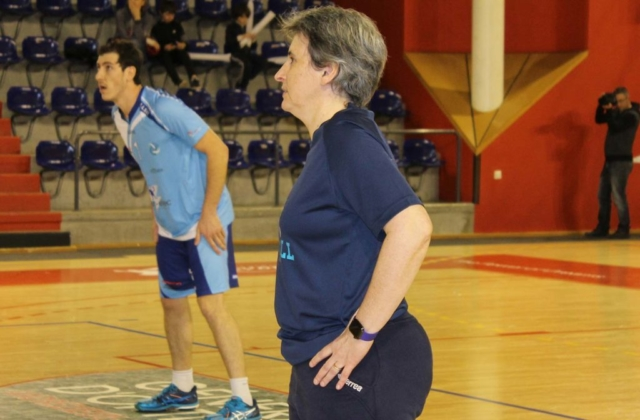 Coach Lurol Sandrine EFVB