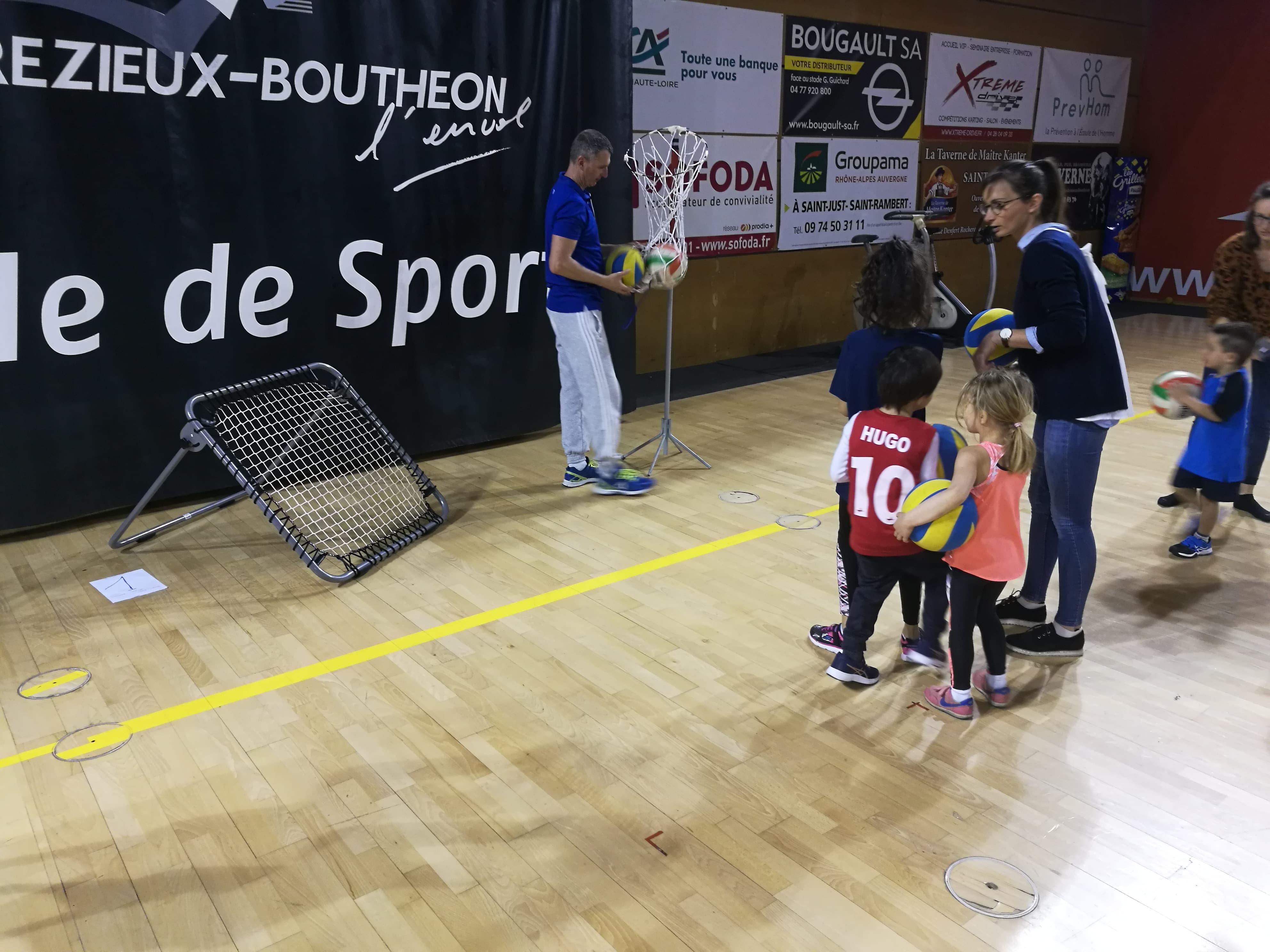 Bambinos volley