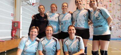 Médaille de Bronze pour l'équipe fille FSGT !