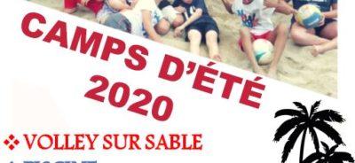 Camps d'été du Comité de la Loire