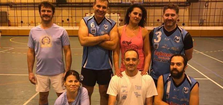 Volley Loisir saison 2019-2020 Equipe 3
