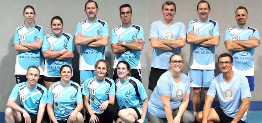 Volley Loisir saison 2019-2020 Equipe 2