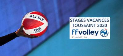 Inscription aux stages de perfectionnement du comité Loire : vacances Toussaint 2020