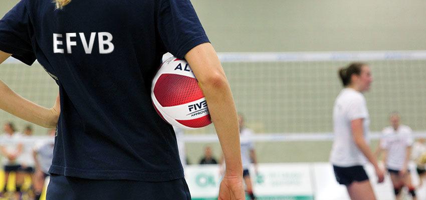 Reprise du volley à l'EFVB