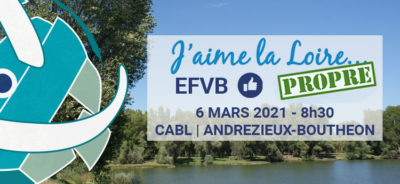 L'EFVB aime la Loire Propre !