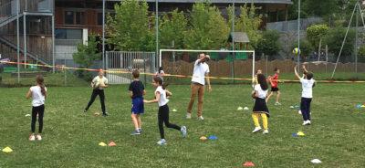 L'EFVB en intervention dans les écoles primaires de La Fouillouse